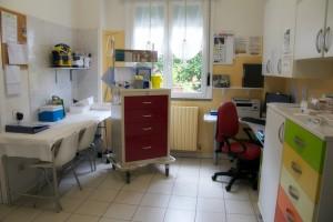 servizio medico, servizio infermieristico, villa ilenia